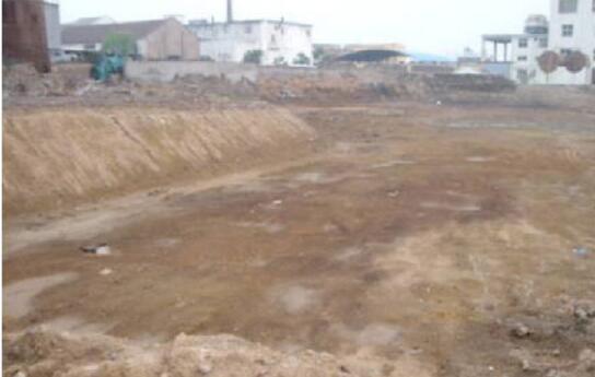 受污染土壤转移提污处理
