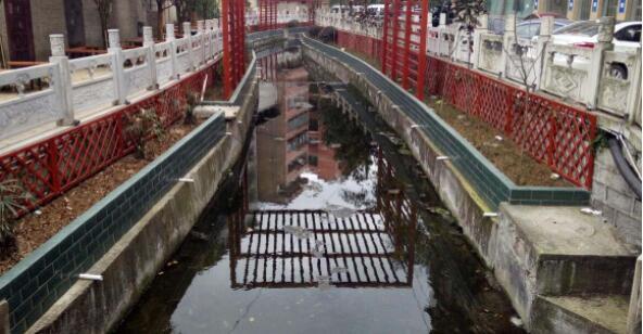贯城河流域综合治理黑臭河道治理工程