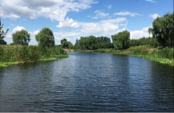 温榆河支流老河湾河段综合治理工程